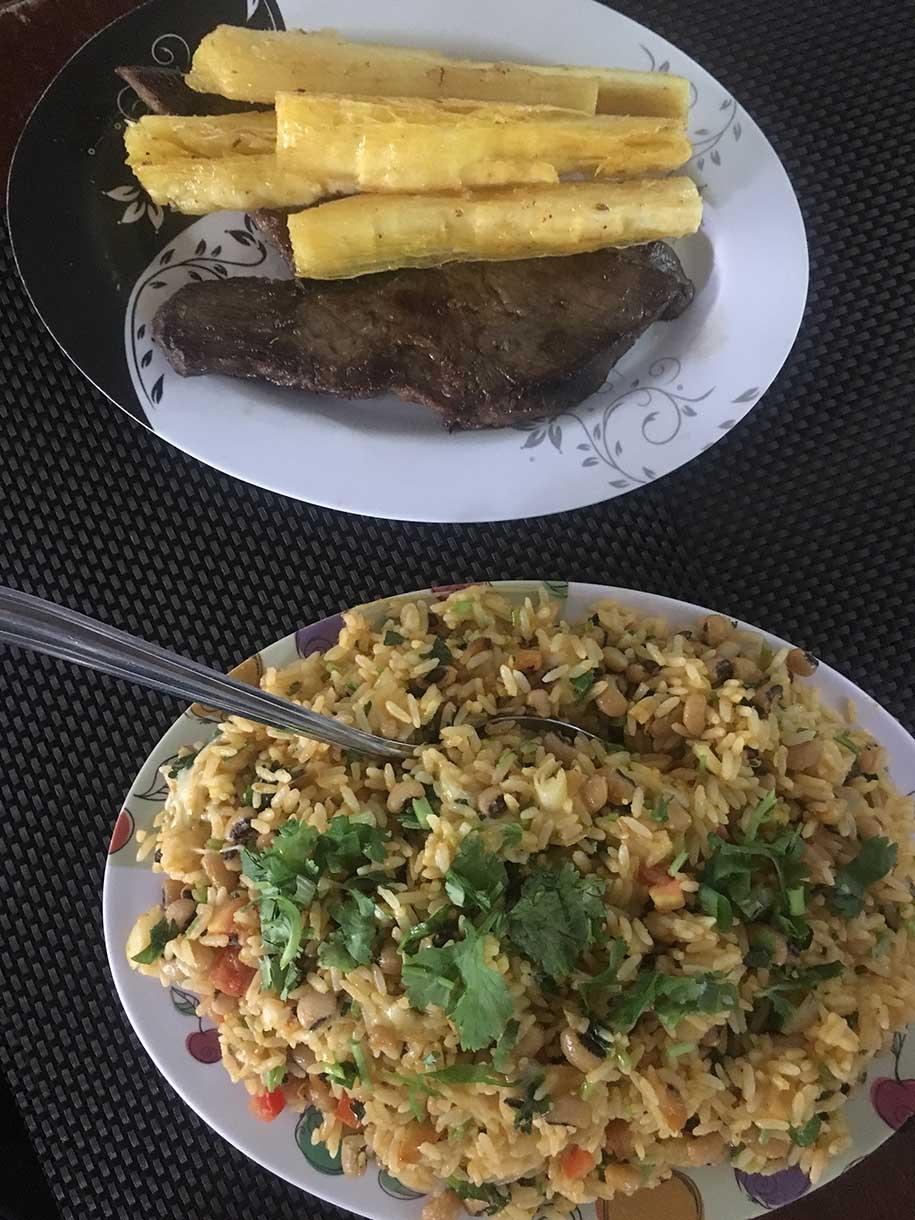 Comida nordestina em São Paulo
