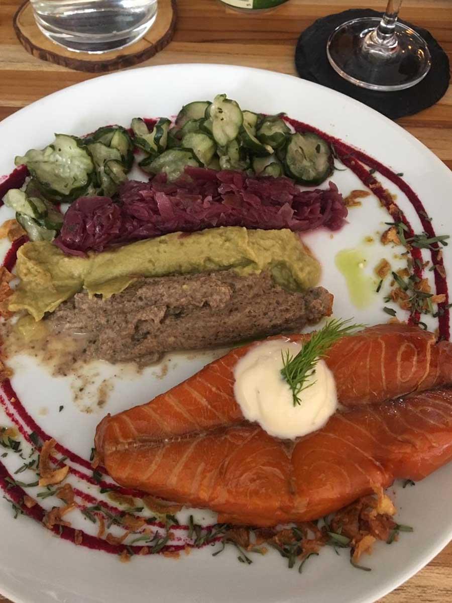 prato de restaurante escandinavo em são paulo