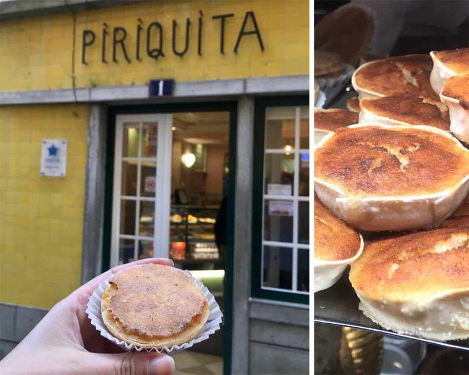 onde comer doces em sintra, portugal