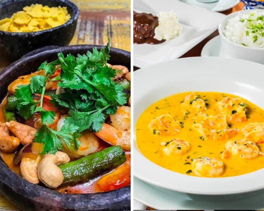 As receitas deliciosas do Jiquitaia e do Mestiço, dois dos nossos favoritos de SP