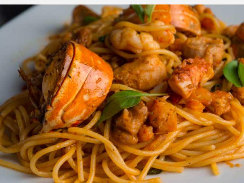 O Habana 61 é um dos melhores lugares para comer lagosta e outros frutos do mar em Havana, por um preço justíssimo