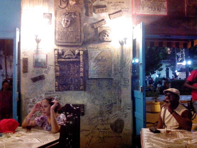 restaurantes de cuba