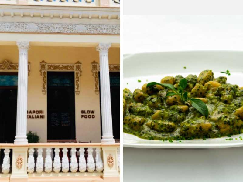 O Sappori Italiani é uma das melhores pedidas de Trinidad
