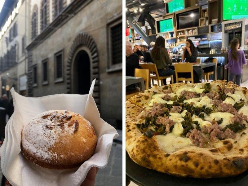 florença comida italiana