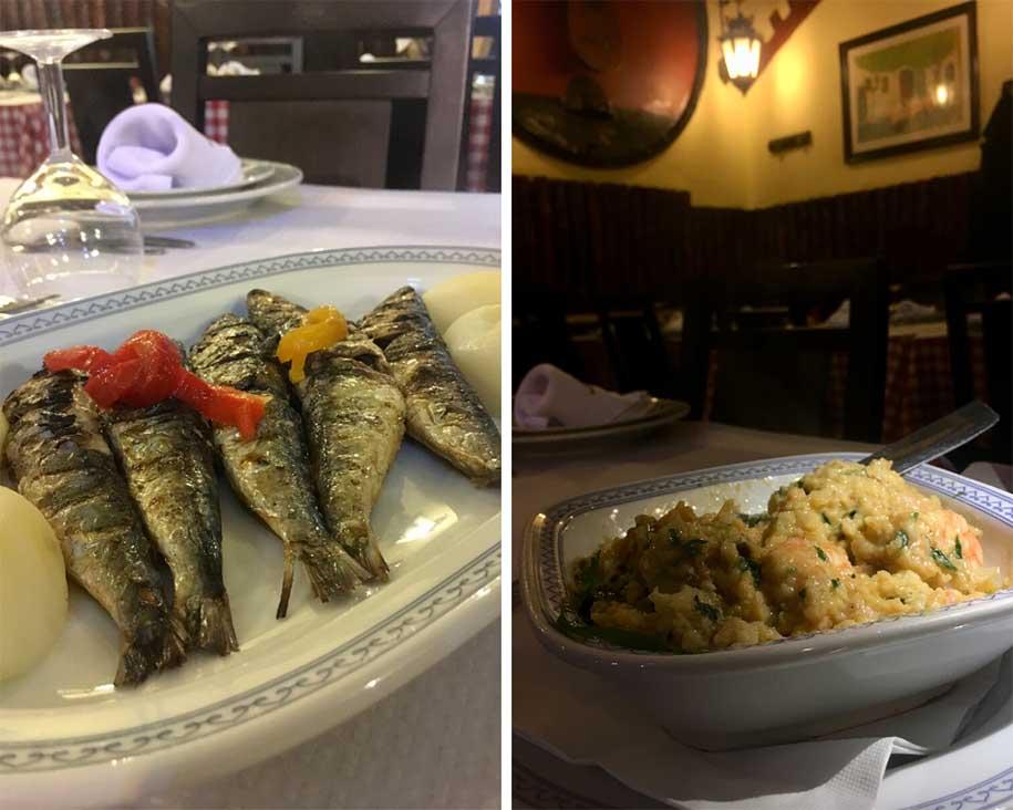 tascas em lisboas: onde comer sardinhas