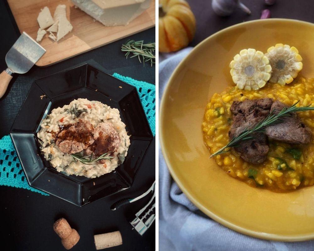 foto de comida para o instagram
